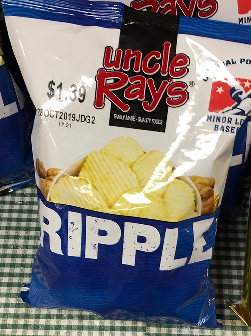 Uncle Ray's Ripple Chips