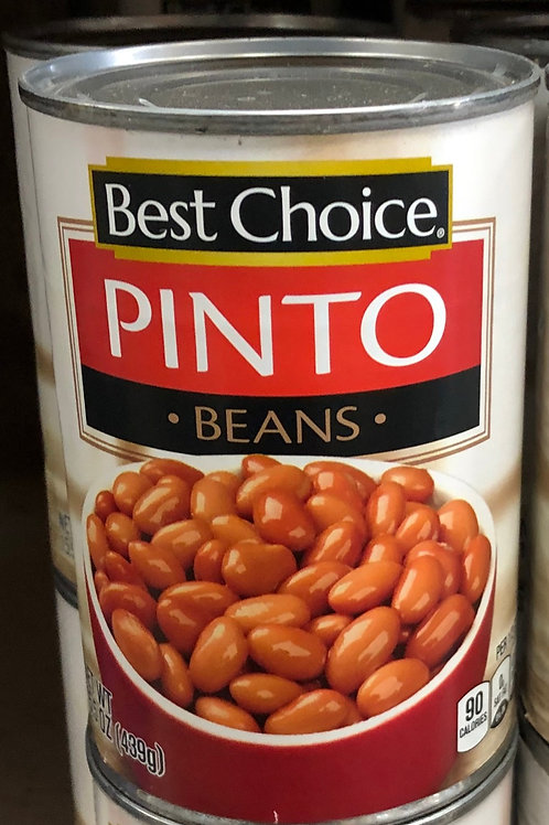 Best Choice Pinto Beans