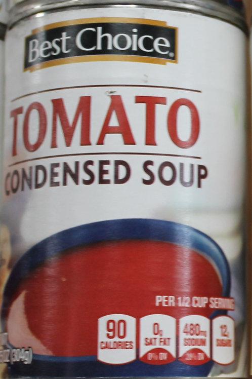 Best Choice Tomato Soup 10.75 oz