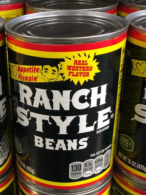 Ranch Style Beans 15 oz
