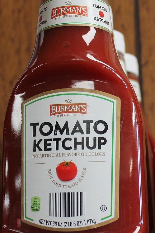 Burman's Tomato Ketchup 38 oz