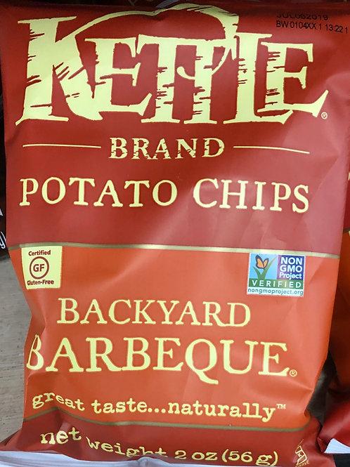 Kettle Brand Backyard BBQ Chips