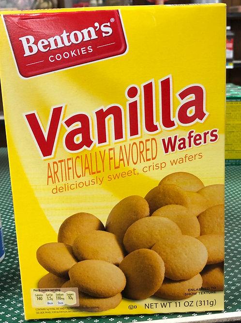 Benton's Vanilla Wafers 11 oz.