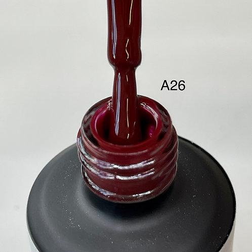 Vernis Gel A26