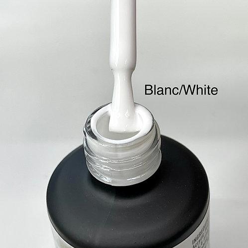 Blanc/White Vernis Gel