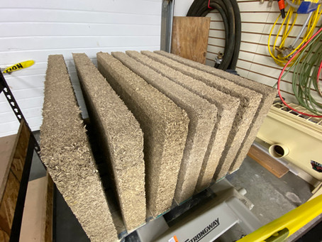 In US, Hempcrete Isn't Fireproof...