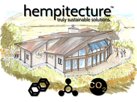 Hempcrete startup kickstarts a revolution in sustainable green building in US