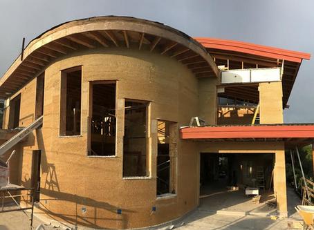 Hempcrete Project Nears Completion In Bellingham, WA