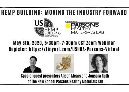 """Hemp Building: Moving the Industry Forward"""