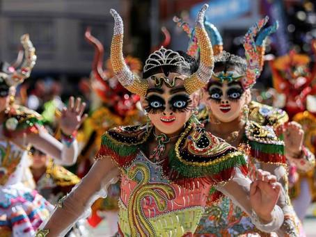 Carnaval sem folia, mas com alegria!