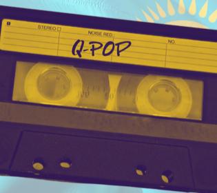 LIBERDADE CONQUISTADA: Q-POP!