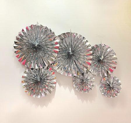 Pinwheels foil
