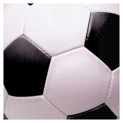 Servilletas Soccer Fan