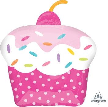Globo Cupcake