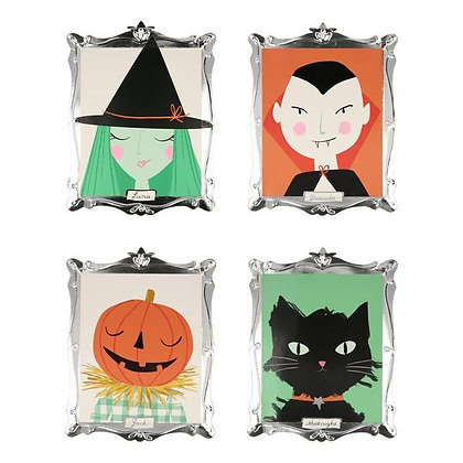 Halloween Moti Frame Plates