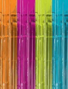 Cortina Metalica Colores