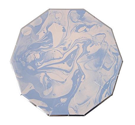 Marble Blue Grande