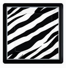 Zebra Cartón Chico