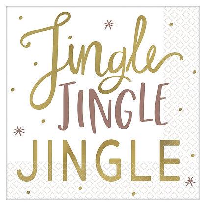 Servilleta Jingle Jingle