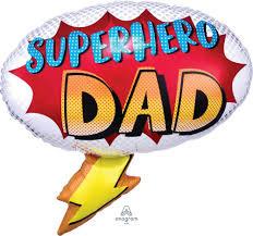 Globo Superhero Dad