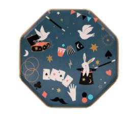 Magic Dinner Plates