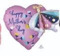 Globo Corazon Happy Mother's Day