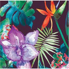 Servilletas Bold Tropics Paradise