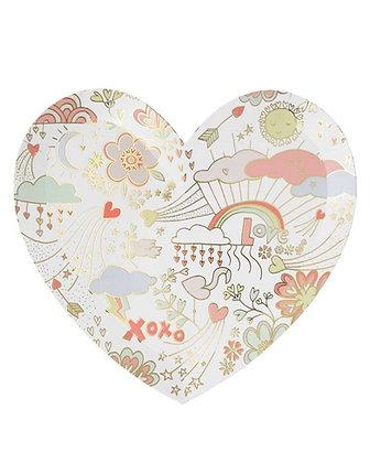 Plato Valentine Doodle Chico
