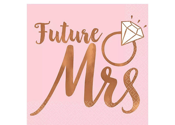 Servilleta Future Mrs