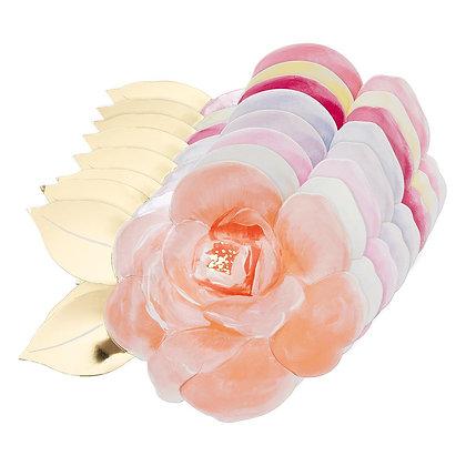 Rose Garden Plate