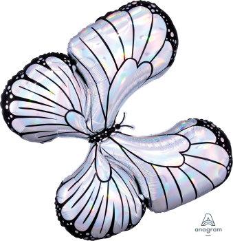 Globo Mariposa Iridescent
