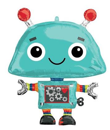Globo de robot