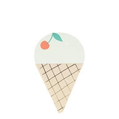 Servilletas Ice Cream