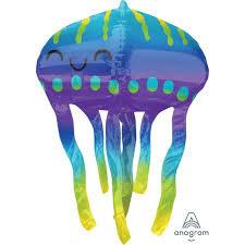 Globo de medusa