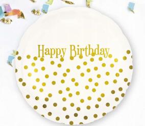 Happy Birthday Foil Ballooons