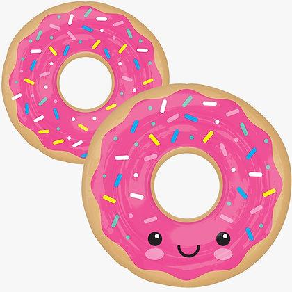 Smiley Donut Balloon