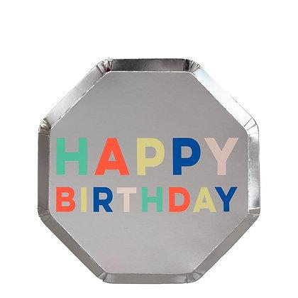 Birthday Palette Small Plate