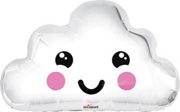 Happy Cloud Balloon