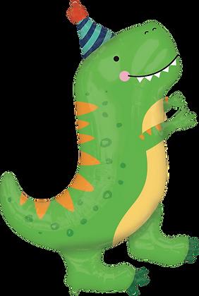Globo Party Dino