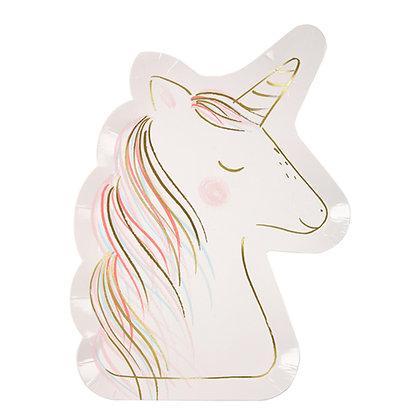 Plato Grande Unicorn