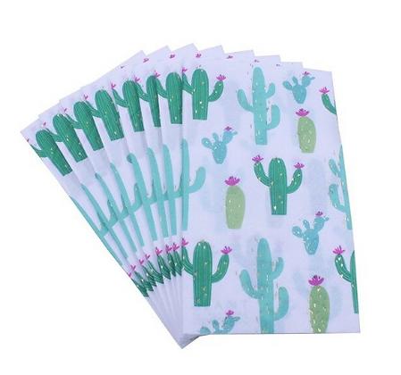 Servilleta Cactus