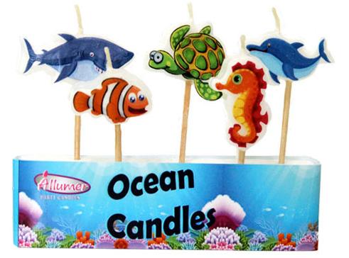 Velas Ocean Buddies