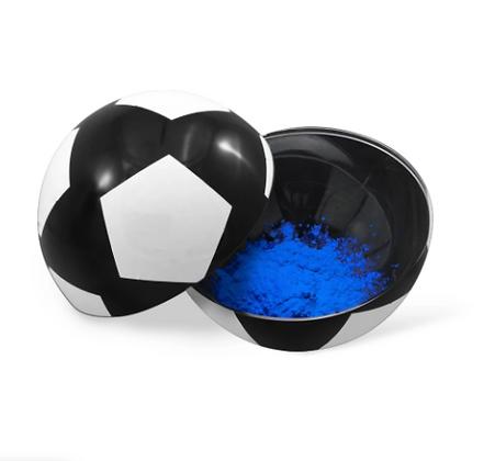 Balon Soccer Azul y Rosa