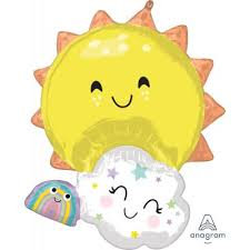 Globo baby sun