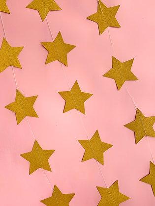 Garland Estrellas