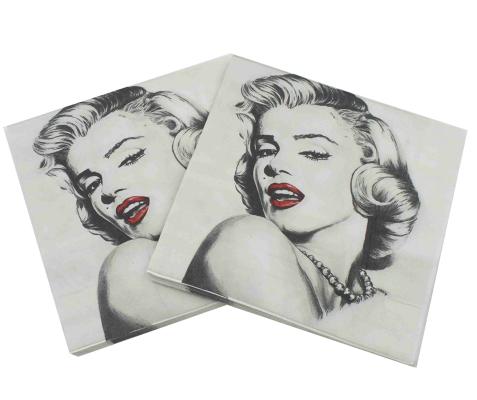Servilleta Marilyn