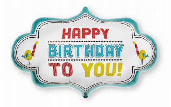 Birthday To You Banner