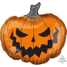 Globo Halloween Pumpkin