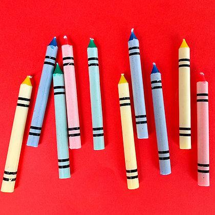 Vela Crayola