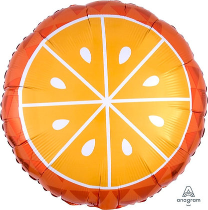 Globo de naranja
